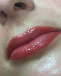 permanent Makeup Lippen